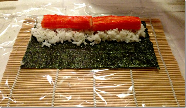 sushi rollup